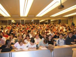 Egy vidéki egyetemi fórum...